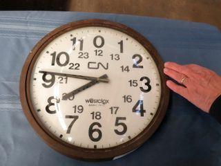 CN clock