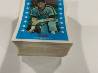 Complete 64 Card Set Kellogg s Promo 3 D Super Stars