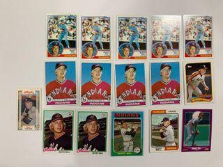 Buddy Bell lot 1974 Topps  257  1975 Topps  38  1978 Topps  280  x2  1979 Topps  690  x2  1982 Kellogg s 3 D Super Stars  12  1983 Topps  330  x5   88 Score  89 Topps