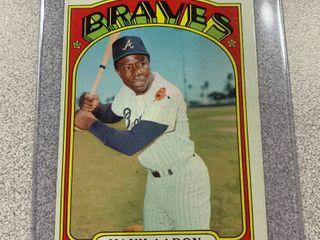 1972 Topps  299 Hank Aaron