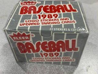 Sealed Factory Set 1989 Fleer Update