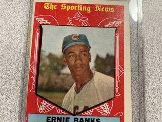 1959 Topps  559 Ernie Banks All Star
