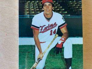 Sealed 34 Card Team Issued Postcard Set Minnesota Twins 1982