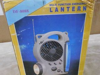 Multi function emergency lantern DF 8088
