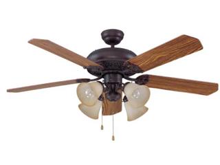 Harbor Breeze 4 light 5 Blade lED Ceiling Fan