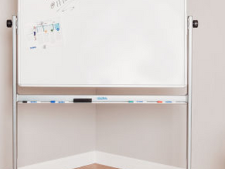Idea Space Double Sided Mobile Whiteboard   Accessories