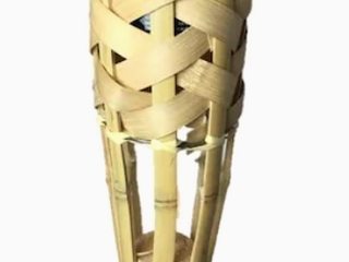 Tiki Wide Mouth Bamboo Torch