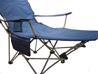 KAMP RITE Chair w  Removable Footrest