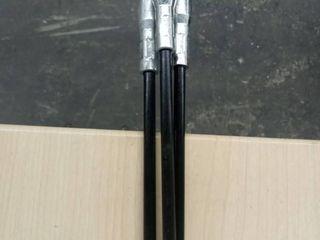 Black Chimney Brush Extensions