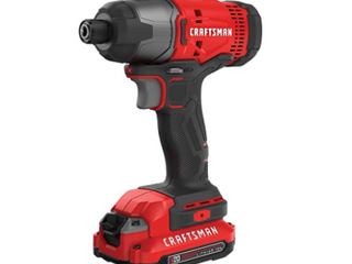Craftsman 20V Max  1 4 Brushless Impact Driver