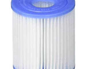 lot of 5 Intex 29007E Type H Easy Set Filter Cartridge Replacement for Swimming Pools