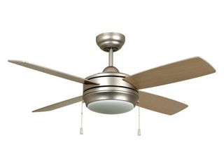 Craftmade laval 52 in  Indoor Ceiling Fan with light Kit