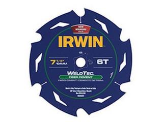IRWIN 4935201 6 Teeth Circular Saw Blade