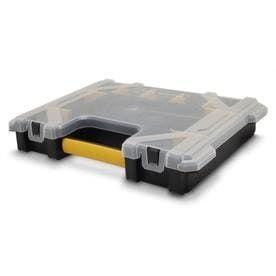 Tough Box Small Sorter 15 Compartment Plastic Small Parts organizer