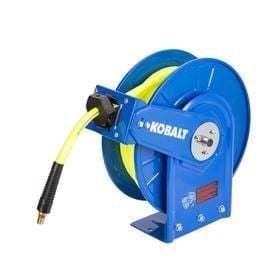 Kobalt Hose Reel With Hybrid Hose