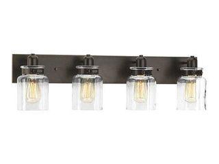 Calhoun Collection Four light bath   vanity