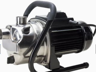 Utilitech 0955585 Stainless Steel Booster Pump 1hp 13gpm Model 148008