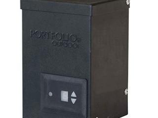 Portfolio landscape Black Finish Power Pack