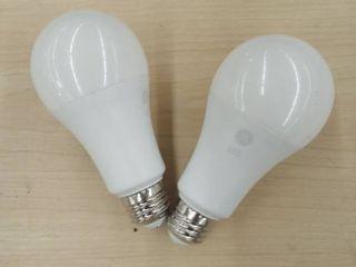 2 pack Ge Classic 100 watt Eq A21 Daylight led light Bulb 44694 1610527