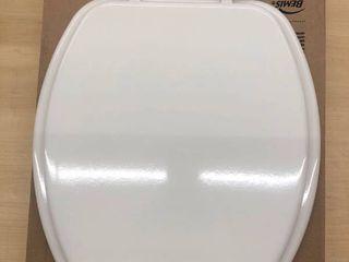 Bemis White Toilet Seat