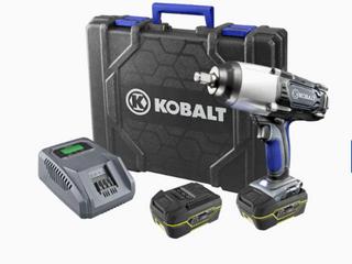Kobalt 20 Volt Impact Wrench