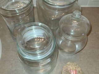 Miscellaneous Storage Jars