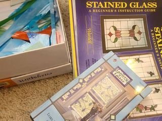 Stained glass supplies