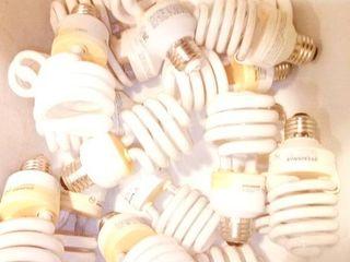 Assorted Mini Twist lightbulbs