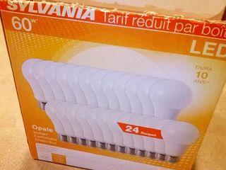 Sylvania 60 Watt lED Bulbs