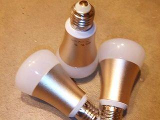 lED lightbulbs lot of 3