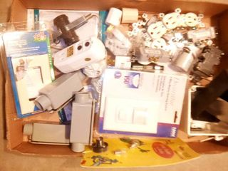 Assorted Electrical Items