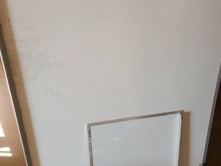 2 Dry Erase Boards  1 is very large