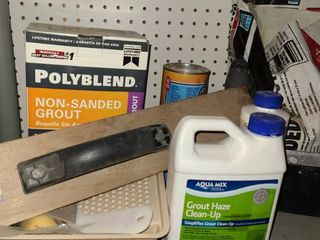 Grout Items