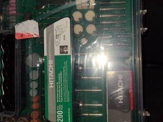 HITACHI Mini Grinder Accessory Kit