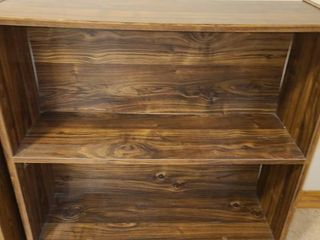 Wood Bookshelf 30 x 30 x 10 in