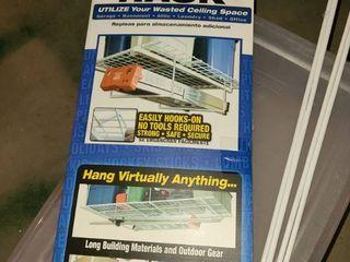 High loft heavy duty add on storage rack