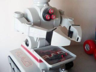 RAD MegByte Robot Toy
