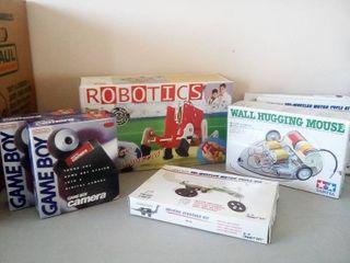 Assorted Robotics Projects