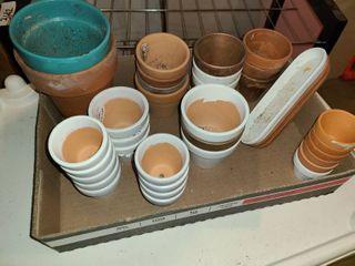 Small Terra Cotta Plant Pots