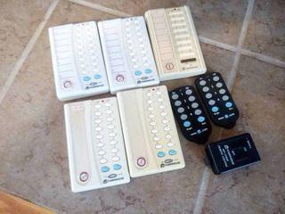 X10 Remote Controls