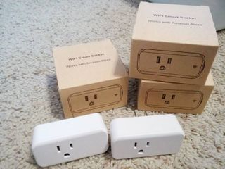 WiFi Smart Sockets 2 Packs