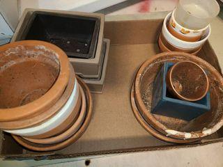 Terra Cotta Pots and Planters