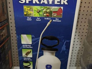 2 Gallon Farm and Garden Sprayer
