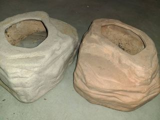 land Scrapping   Planters or Fountain Parts
