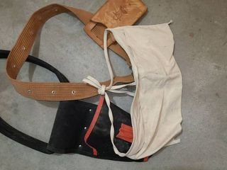 TOOl BElTS and APRON