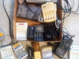 Assorted Battery Chargers