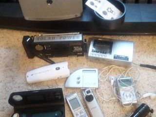 Assorted Small Electronics Accessories
