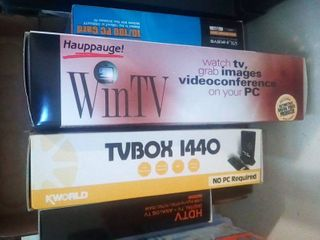 PC to TV Conversion Items