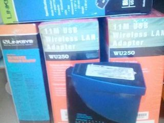 Wireless lAN Items