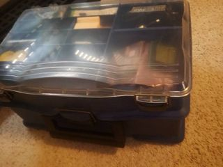 Tackle logic Box with Contents